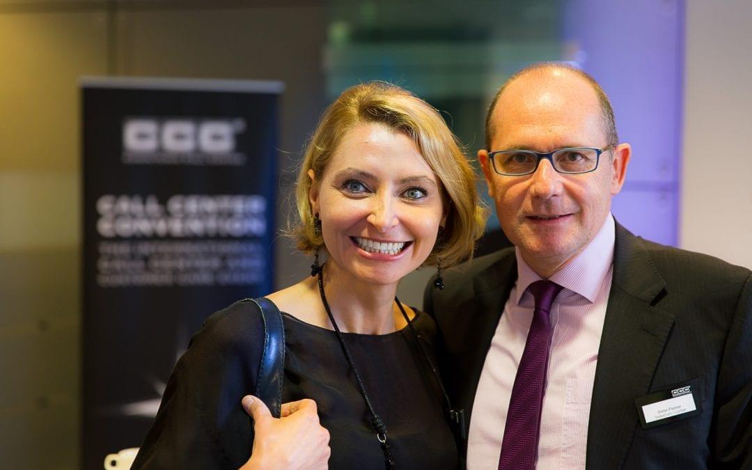 Claudia Gabler und Dieter Fischer