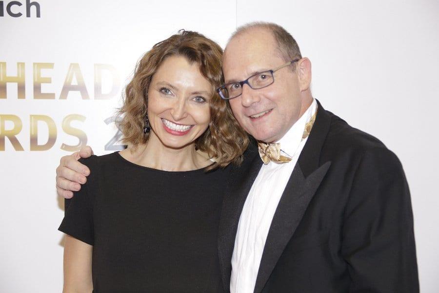 Initiatoren der awards night- Claudia Gabler und Dieter Fischer